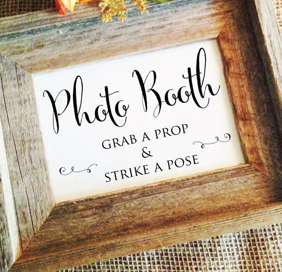 How To Create A Diy Photo Booth For Weddings And Parties