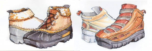 Jorge Paricio drawings