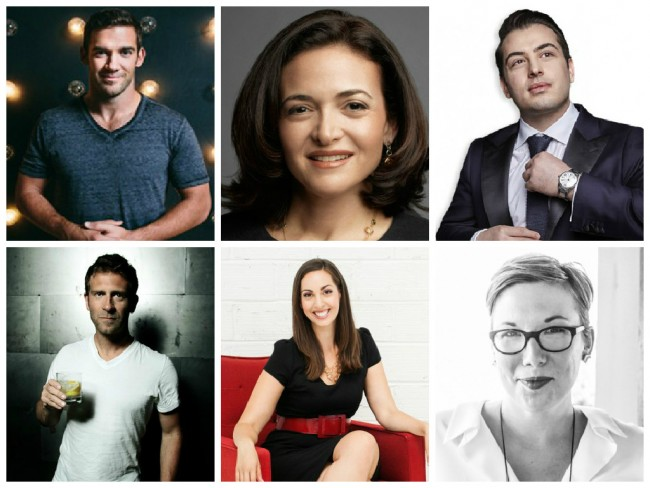 10 Top Entrepreneurs Share the Best Business Advice They've Ever Received Tim Ferriss, Sheryl Sandberg, Derek Halpern and more.