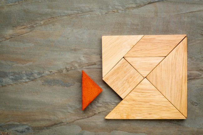 tangrams for graphic design
