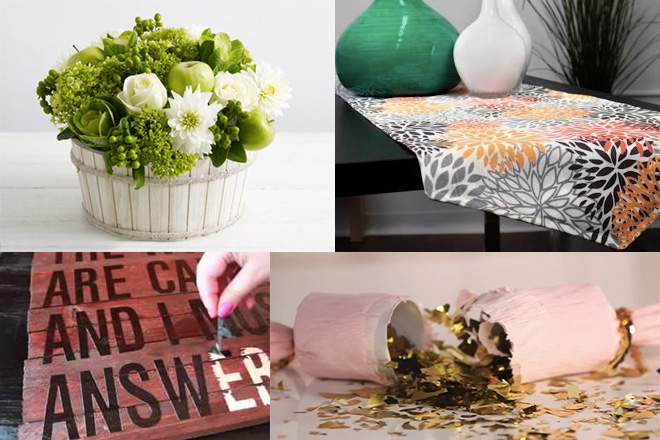 6 Diy Wedding Decorations That Are Easier Than They Look