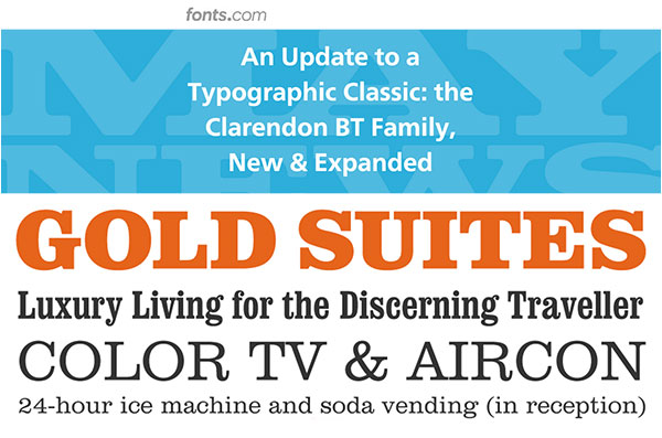 font newsletters to sign up for