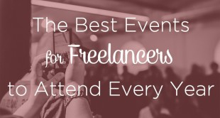 The Best Events for Freelancers to Attend Every Year
