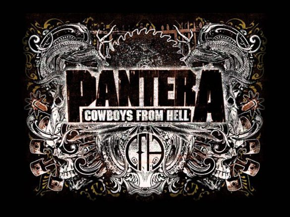 pantera album production