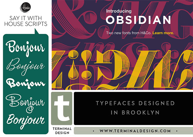 font newsletters