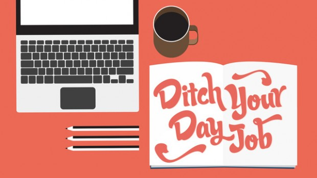 Ditch Your Day Job with Michelle Ward Class CL