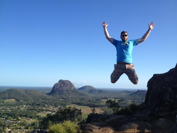 Glasshouse Mountains, Queensland, Australia