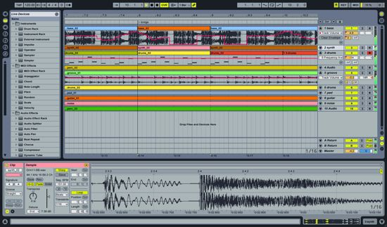 How to get started producing electronic music - Difference between ableton live lite and full version ...