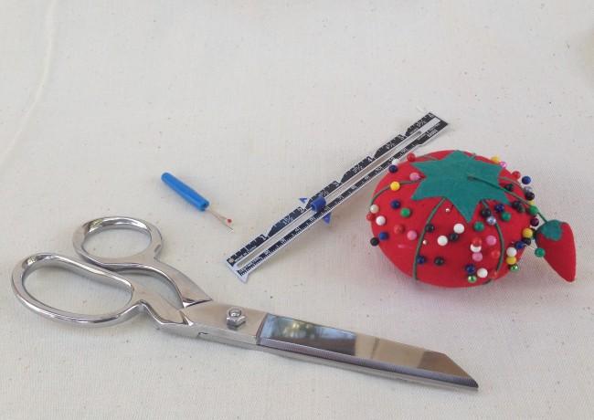 basic sewing kit