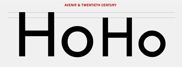 Why Type Size Differs from Font to Font