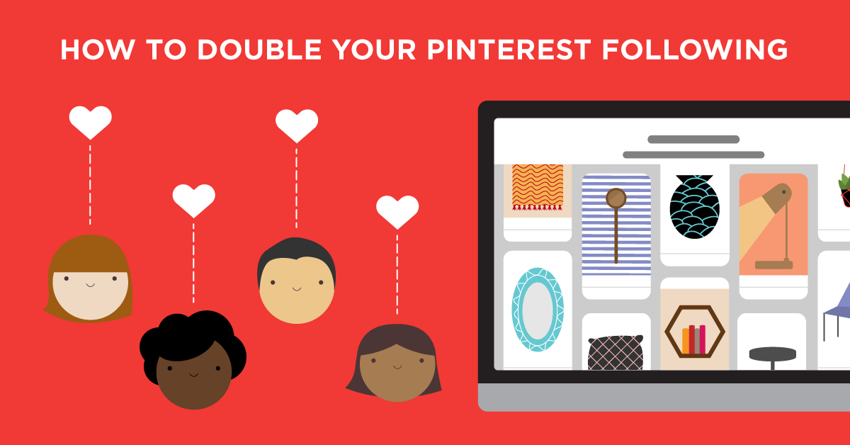 Pinterest Infographic How to Get More Followers on Pinterest