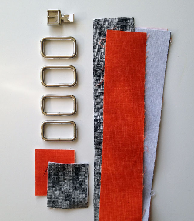 Simple supplies for making awesome handles for your tote bag! http   blog 974da3ce6e734