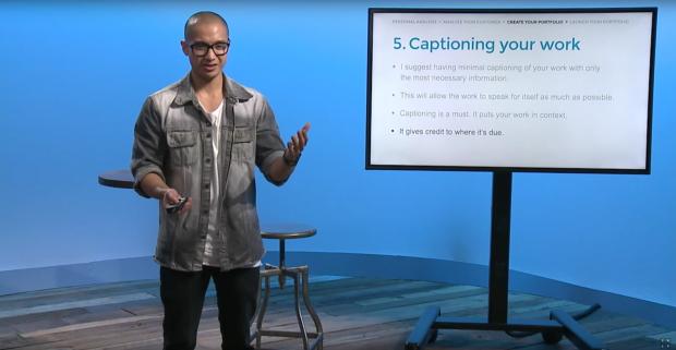 Creative Portfolio Essentials How To Caption Your Work