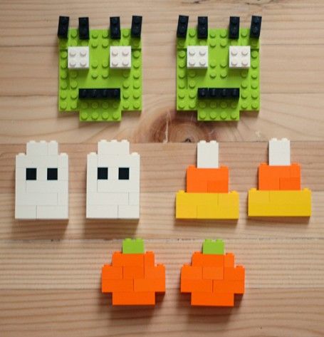 Halloween craft ideas for kids for Lego crafts for kids