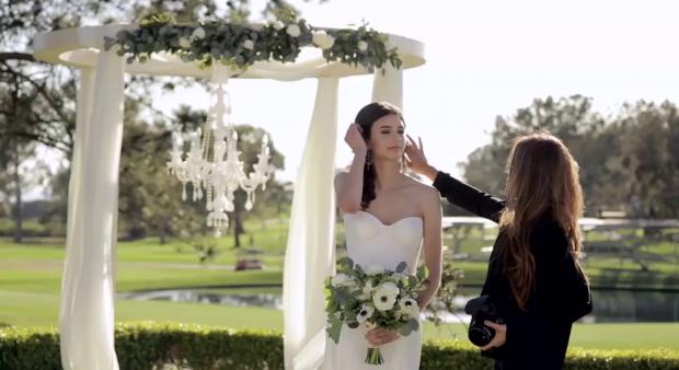 Wedding Photograper Jasmine Star Taking Photos Creating Content