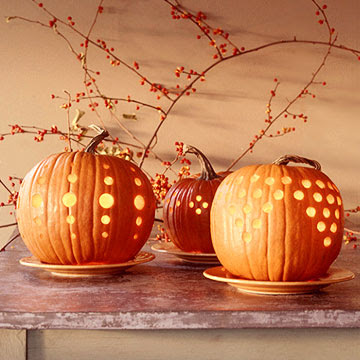 Jack O' Lantern ideas for amazing pumpkin patterns