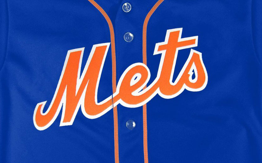 What color principles are at work on this baseball shirt? Learn more about color theory for designers on CreativeLive.