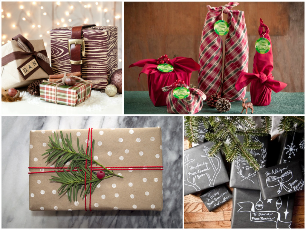 Unique Gift Wrapping Ideas Christmas You will always find portals offering various gifts Combo offers, sales and discounts during these special days. Your lovely wife will be happy with a bouquet of red roses sent as gifts of Valentine's Day.