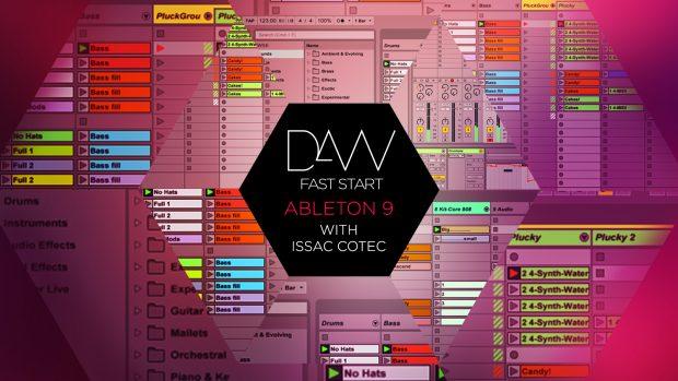 Issac_Cotec_Ableton9_DAW_TEXT_1600x900