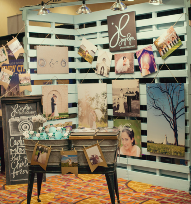 Find More Creative Booth Display Ideas On The CreativeLive Blog.