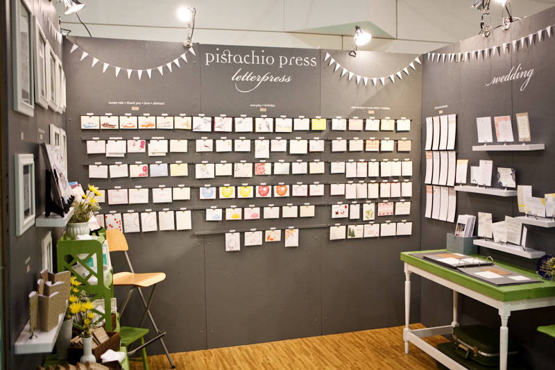 Craft show display ideas and inspiration for Craft supply trade shows