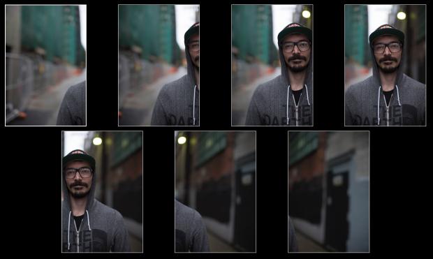 CreativeLive Challenge: Panoramic Portrait