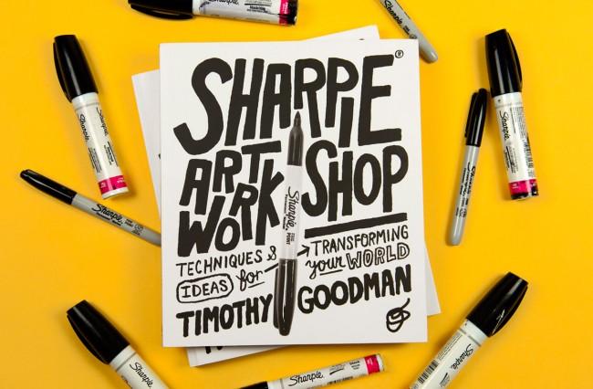 Sharpie Art Exercises