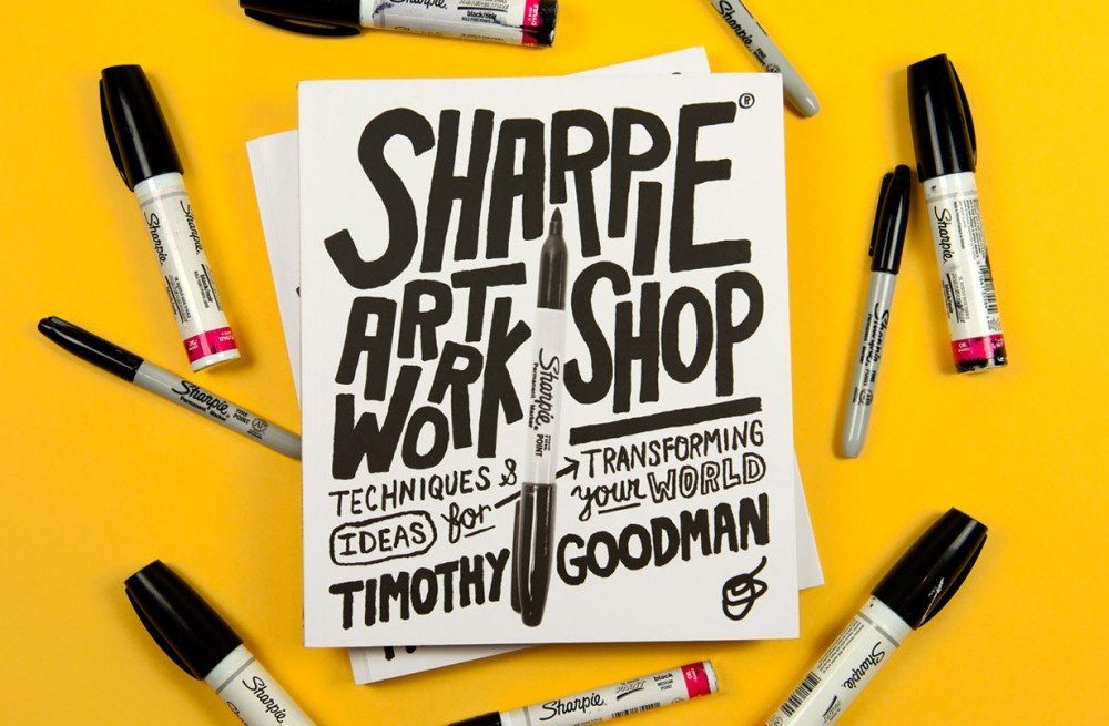 Merveilleux 5 Sharpie Art Exercises With Timothy Goodman On CreativeLive