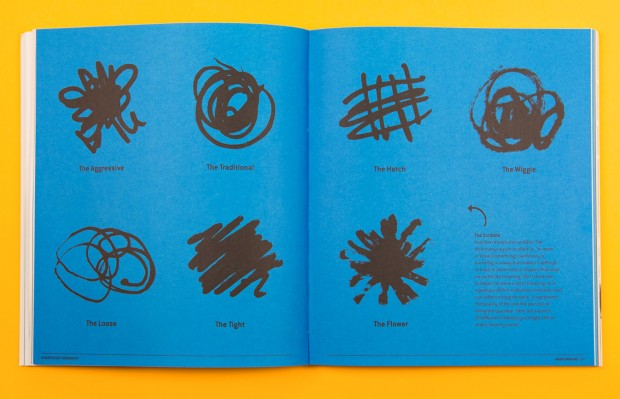 Sharpie Art Exercises   Mark Making
