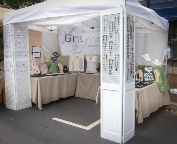 Craft show display ideas and inspiration for Display tents for craft fairs