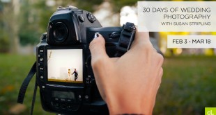 30 Days Of Wedding Photography With Susan Stripling