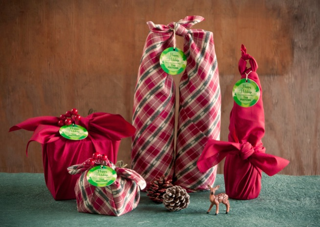 Check out our DIY Gift Wrap Ideas from CreativeLive + Friends!