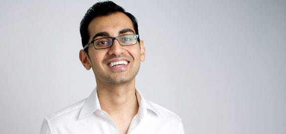 image of internet entrepreneur Neil Patel