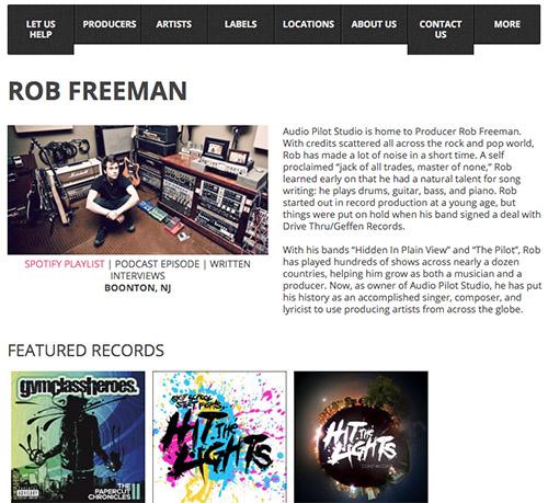 rob freeman