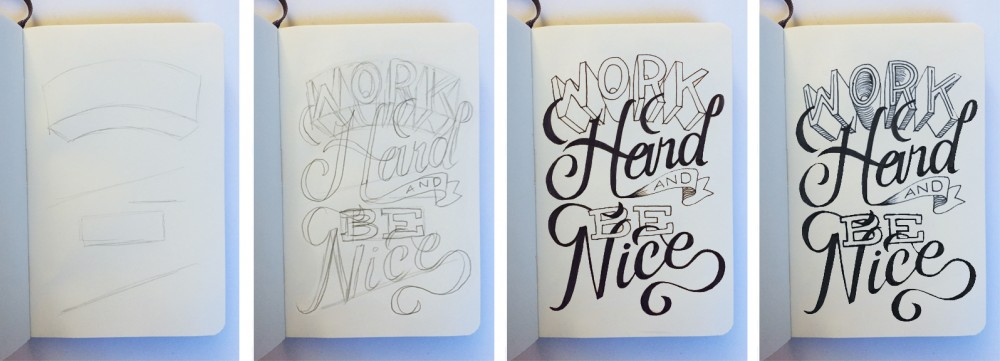 Hand Lettering for Beginners: A Guide to Getting Started