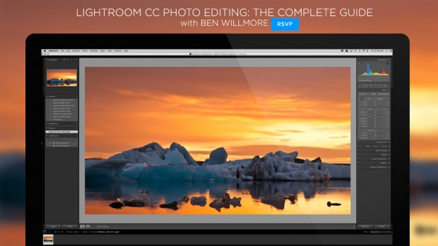 Lightroom CC Photo Editing: The Complete Experience with Ben Willmore