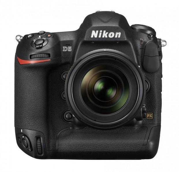CES 2016 cameras, Nikon D5