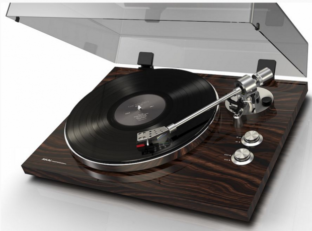 akai bt-500 turntable creativelive