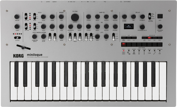 korg minilogue creativelive