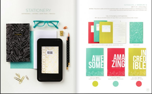 Learn how to make a catalog with tips from Katie Hunt on the CreativeLive blog.