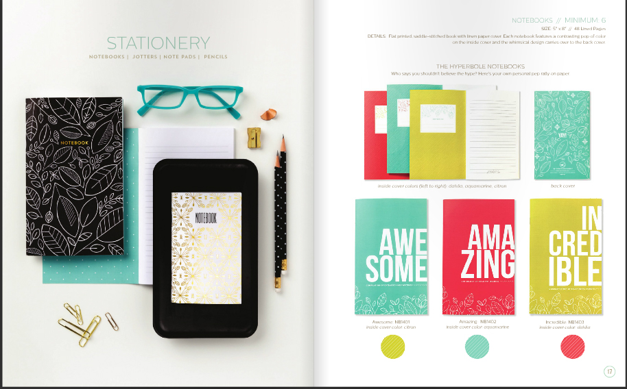 How to Make a Catalog: 5 Tips from Katie Hunt