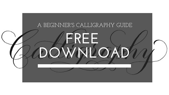 Calligraphy tips all beginning calligraphers need to know