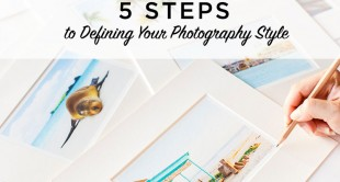 How to Define Your Photography Style