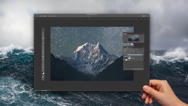 Your Favorite Adobe Photoshop Experts Open Photoshop 1.0