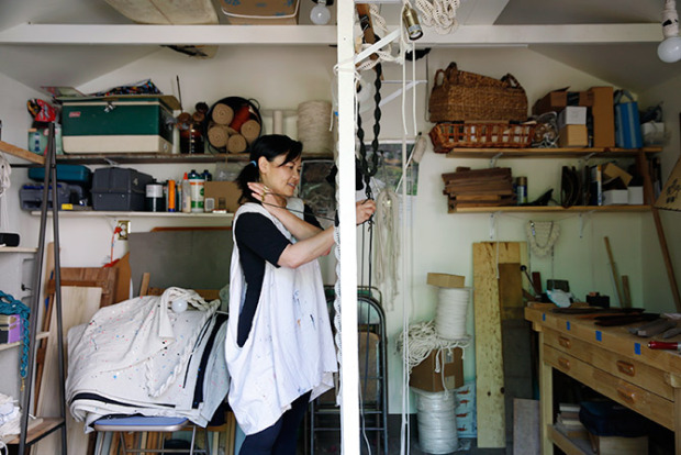 Maker and macrame artist Windy Chien dishes on selling handmade goods on the CreativeLive blog.