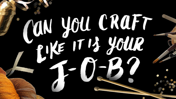 Are you thinking about starting a craft business? We can help!