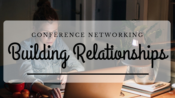 building business relationships after events