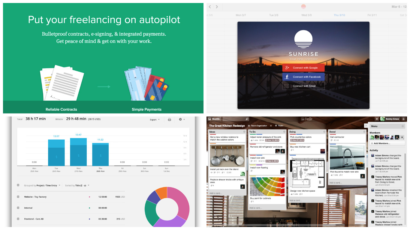 The 10 Best Freelancing Tools Voted By 15000 Freelancers
