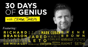 30 Days of Genius on CreativeLive with Chase Jarvis 2