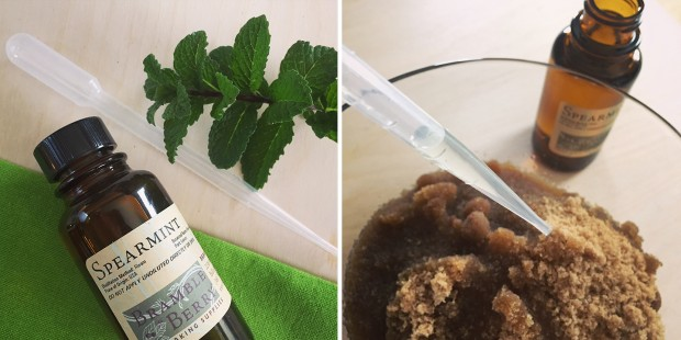 Find the directions for this refreshing brown sugar scrub recipe on the CreativeLive blog.